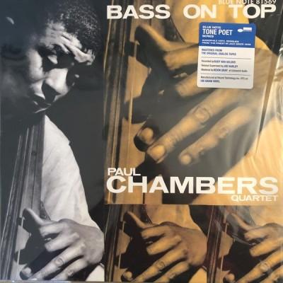 CHAMBERS QUARTET PAUL: BASS...