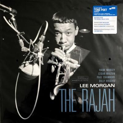 MORGAN LEE: THE RAJAH 1LP