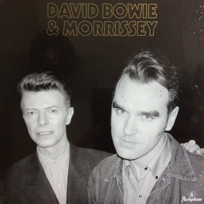 Bowie David and Morrissey:...