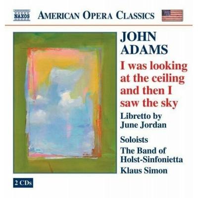 ADAMS JOHN: I WAS LOOKING...