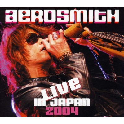 AEROSMITH: LIVE IN JAPAN...