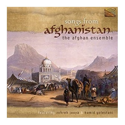 AFGHAN ENSEMBLE: SONGS FROM...