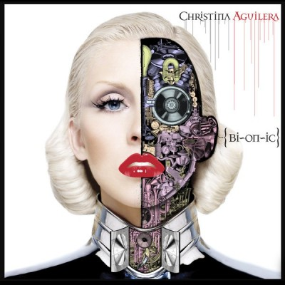 AGUILERA CHRISTINA: BIONIC CD