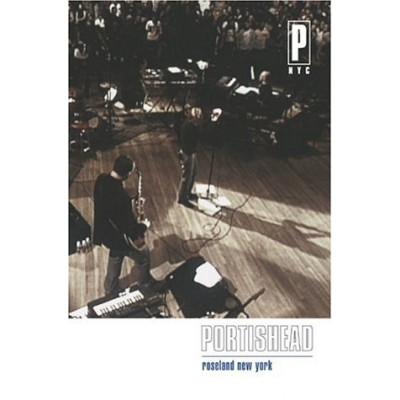 PORTISHEAD: PNYC DVD