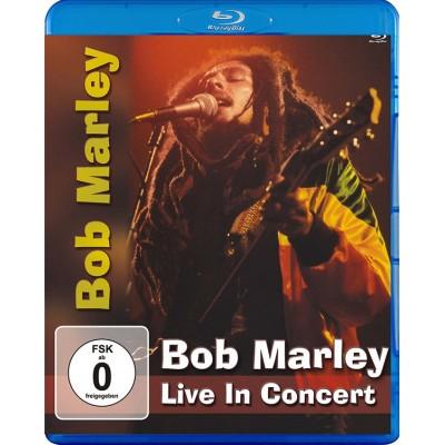 MARLEY BOB: LIVE IN CONCERT...