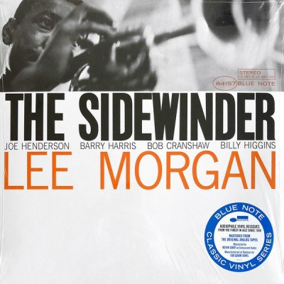 MORGAN LEE: THE SIDEWINDER 1LP