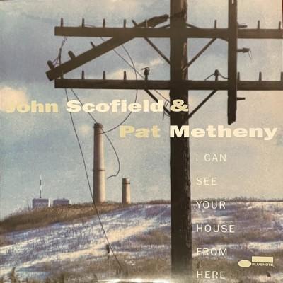 JOHN SCOFIELD & PAT...