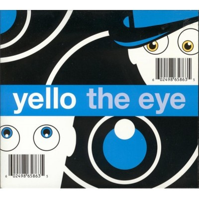 YELLO: EYE CD