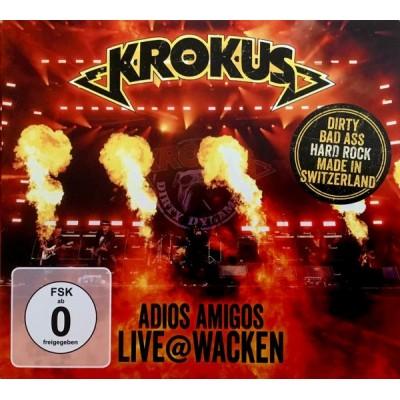 KROKUS: ADIOS AMIGOS...