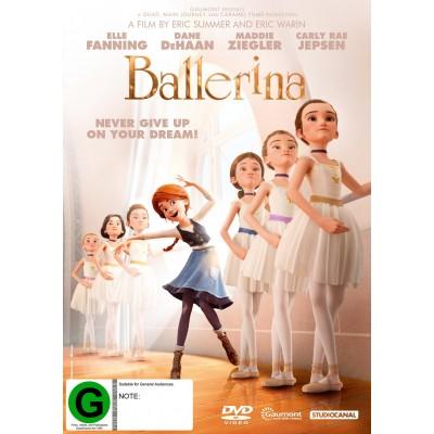 ANIMATION: BALLERINA DVD