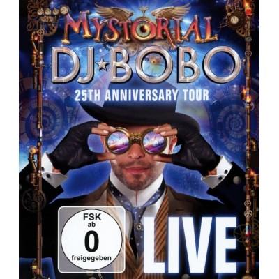 DJ BOBO: MYSTORIAL-LIVE DVD