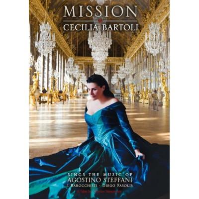 BARTOLI CECILIA: MISSION DVD