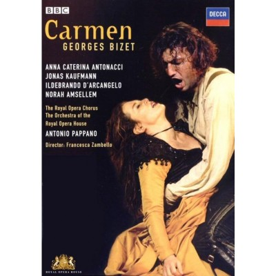 BIZET: CARMEN DVD