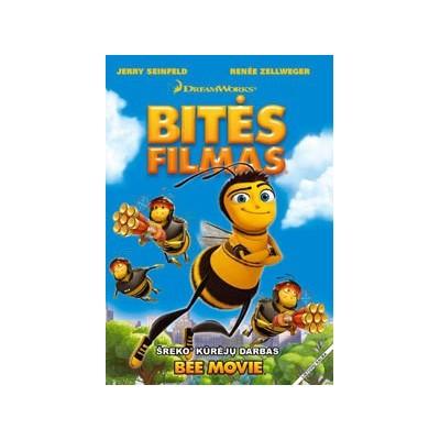 FILMAS: BITĖS FILMAS DVD