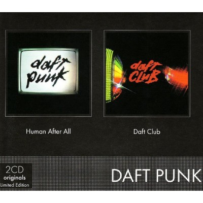 DAFT PUNK: HUMAN AFTER ALL/...