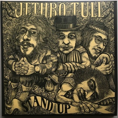 JETHRO TULL: STAND UP LP
