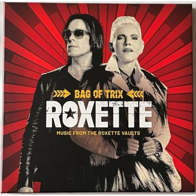 ROXETTE: BAG OF TRIX (MUSIC...