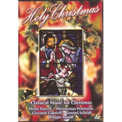 CHRISTMAS: HOLY CHRISTMAS DVD