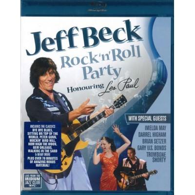 BECK JEFF: ROCK N' ROLL...