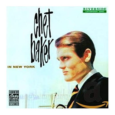 BAKER CHET: IN NEW YORK LP