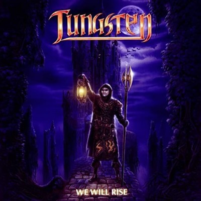 TUNGSTEN: WE WILL RISE 1LP