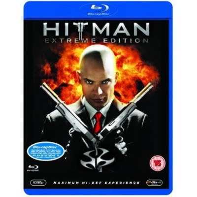 FILMAS: HITMANAS Blu-ray Video