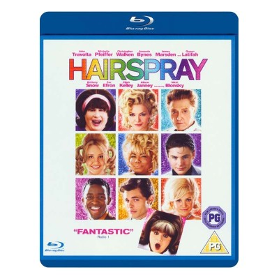 Movie: Hairspray Blu-RAY