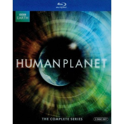 TV SERIES BBC EARTH: HUMAN...