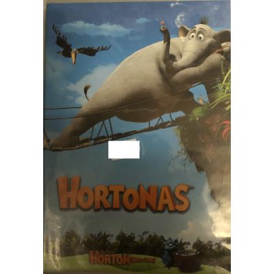 FILMAS: HORTONAS DVD