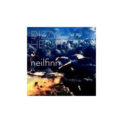 FINN NEIL: DIZZY HEIGHTS CD...