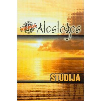 STUDIJA: Atostogos - MC kasetė