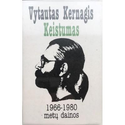 KERNAGIS VYTAUTAS: KEITUMAS MC