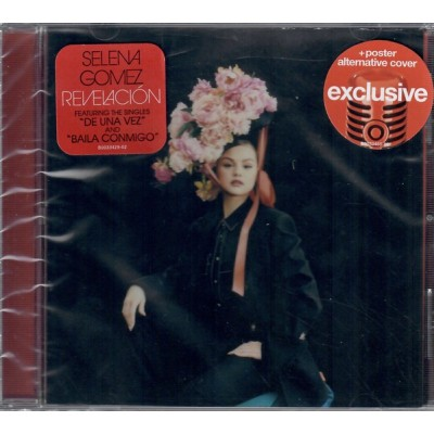 SELENA GOMEZ: REVELACIÓN CD