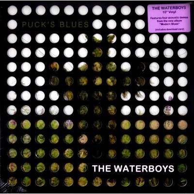 WATERBOYS: PUCK'S BLUES 12in