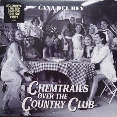 DEL REY LANA:  CHEMTRAILS...