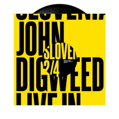 DIGWEED JOHN: LIVE IN...