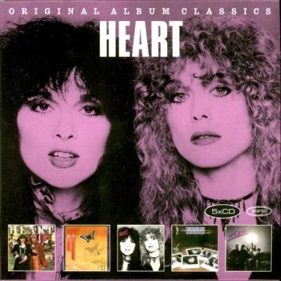 HEART: ORIGINAL ALBUM...