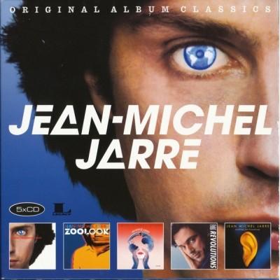 JARRE JEAN-MICHEL: ORIGINAL...