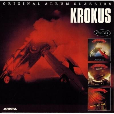 KROKUS: ORIGINAL ALBUM...