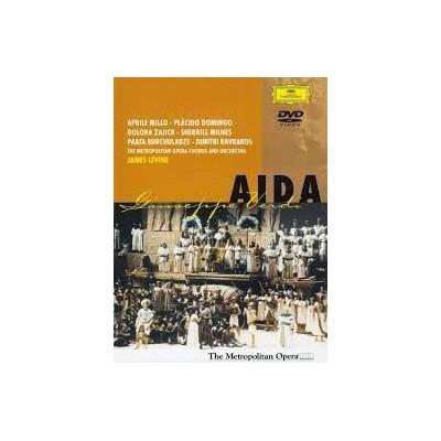 VERDI GIUSEPPE: AIDA DVD