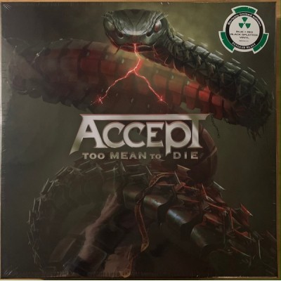 ACCEPT: TOO MEAN TO DIE...