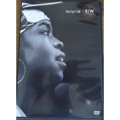 HILL LAURYN: MTV UNPLUGGED DVD
