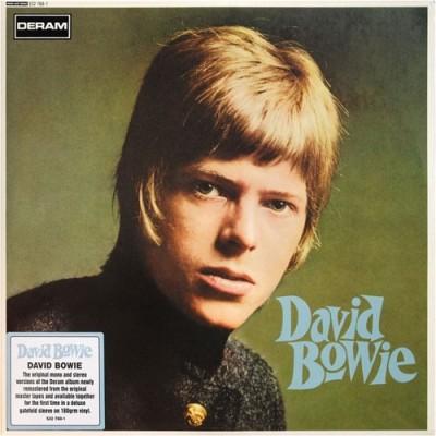 BOWIE DAVID: DAVID BOWIE LP