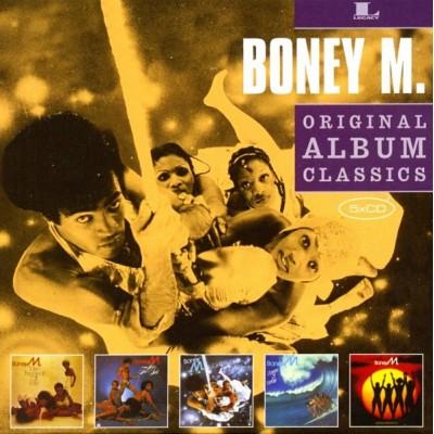 BONEY M.: ORIGINAL ALBUM...