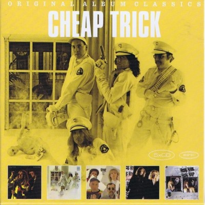 CHEAP TRICK: ORIGINAL ALBUM...