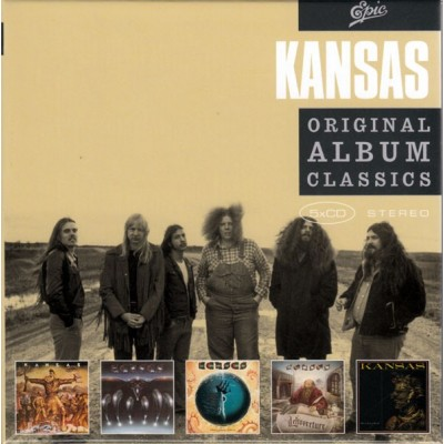 KANSAS: ORIGINAL ALBUM...