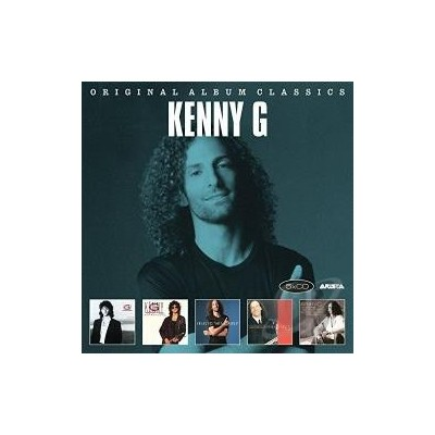 KENNY G: ORIGINAL ALBUM...