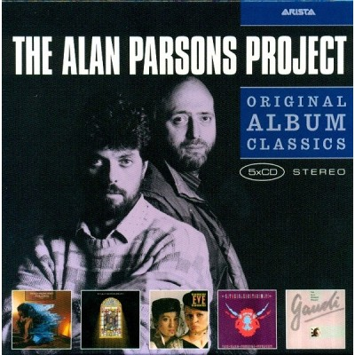ALAN PARSONS PROJECT:...