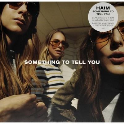HAIM: SOMETHING TO TELL YOU...