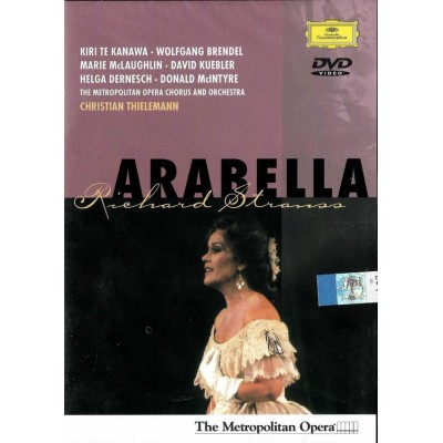 STRAUSS RICHARD: ARABELLA DVD